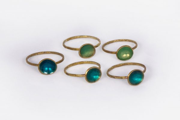 Anillo Cazos - Diurna Metal Jewelry