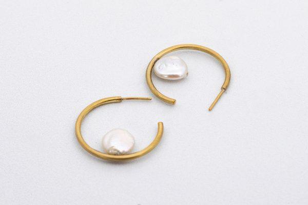 Aro Equilibrio - Diurna Metal Jewelry