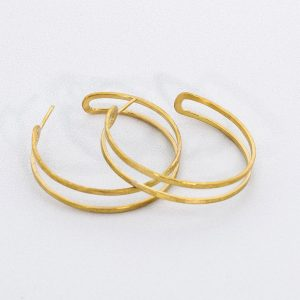 Aro Reflejo - Diurna Metal Jewelry