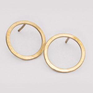 Aro Simple I- Diurna Metal Jewelry
