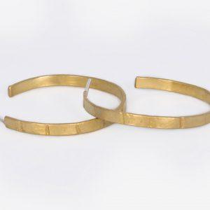 Aro Textura - Diurna Metal Jewelry