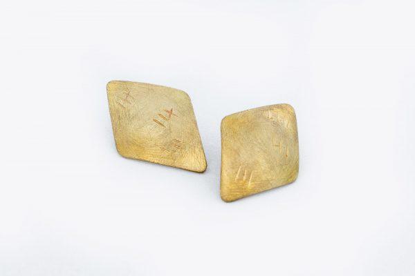 Boite Rombo - Diurna Metal Jewelry
