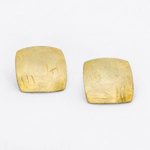 Boite Cuadrado - Diurna Metal Jewelry