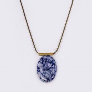 Collar Granito - Diurna Metal Jewelry