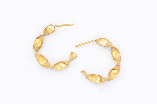 Vueltas Pequeño - Diurna Metal Jewelry